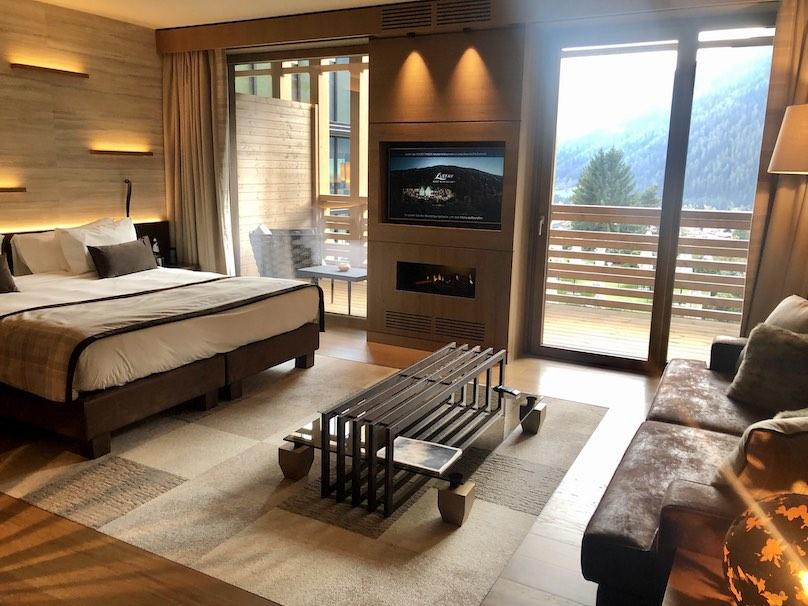 Lefay Dolomiti Junior Suite