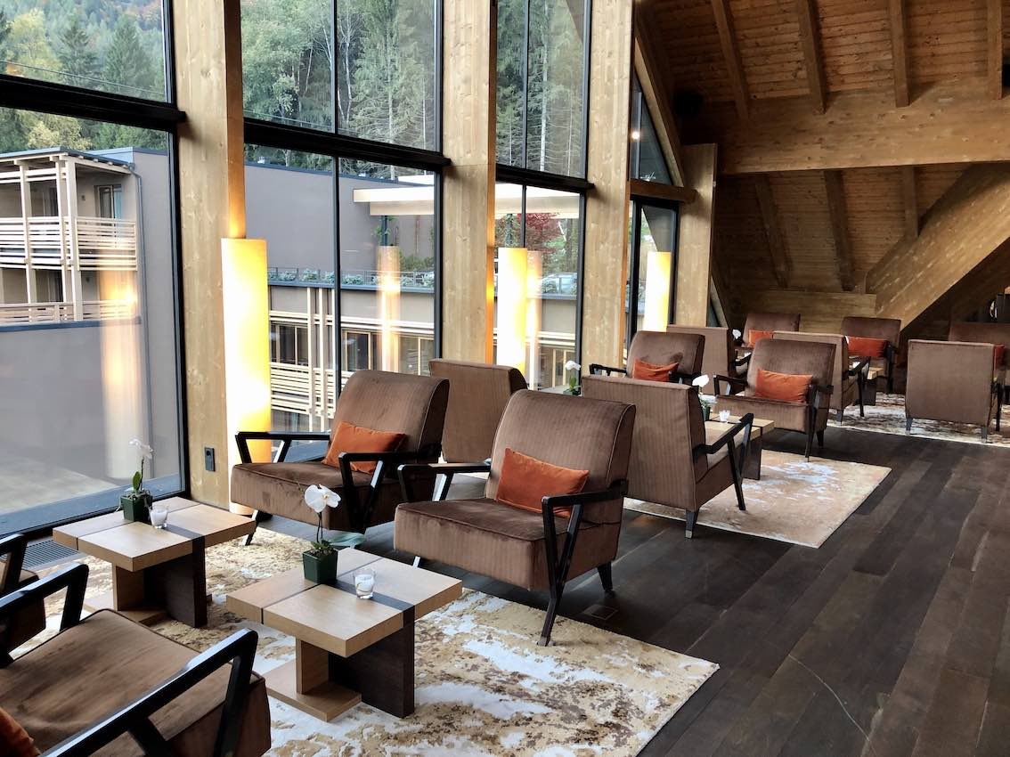 Lefay Dolomiti Lounge Bar
