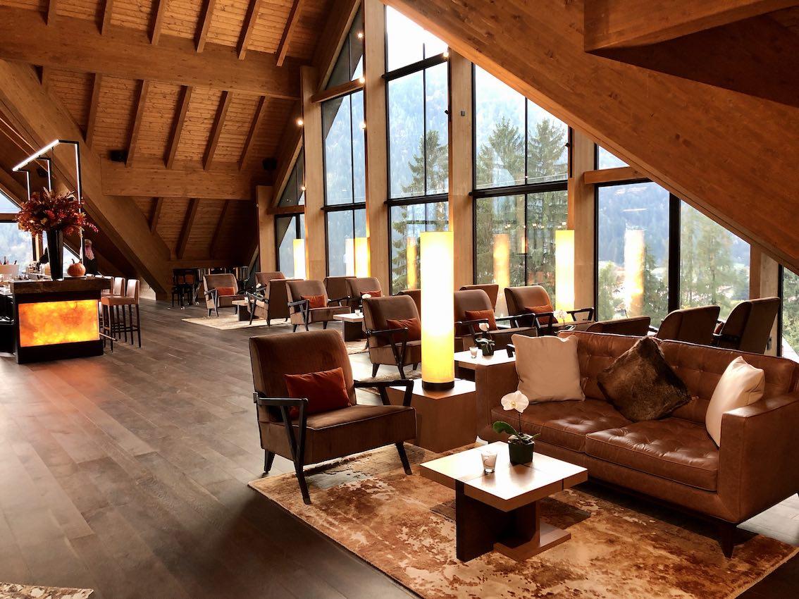 Lefay Dolomiti Lounge