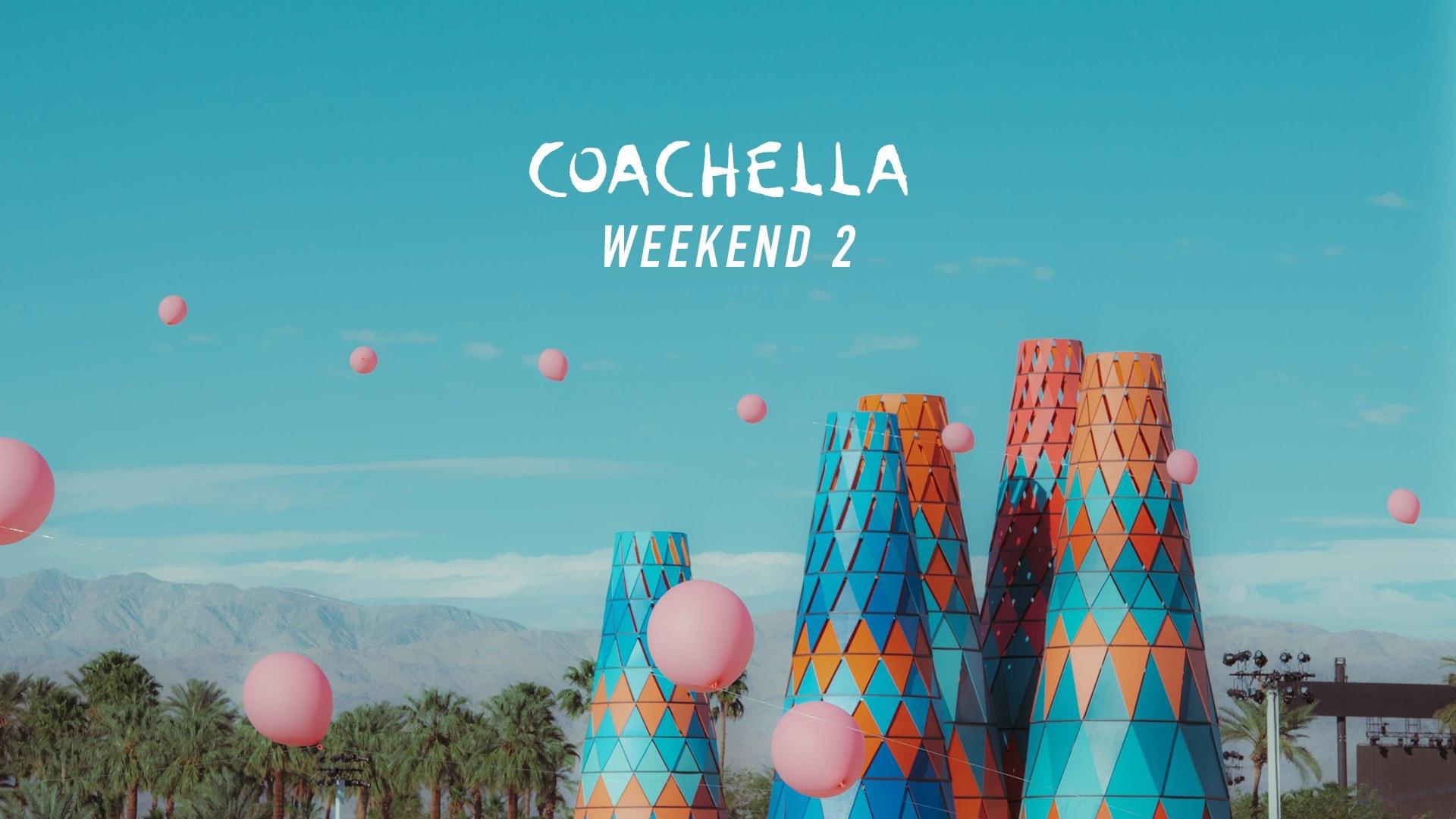 Coachelle 2 - 2020