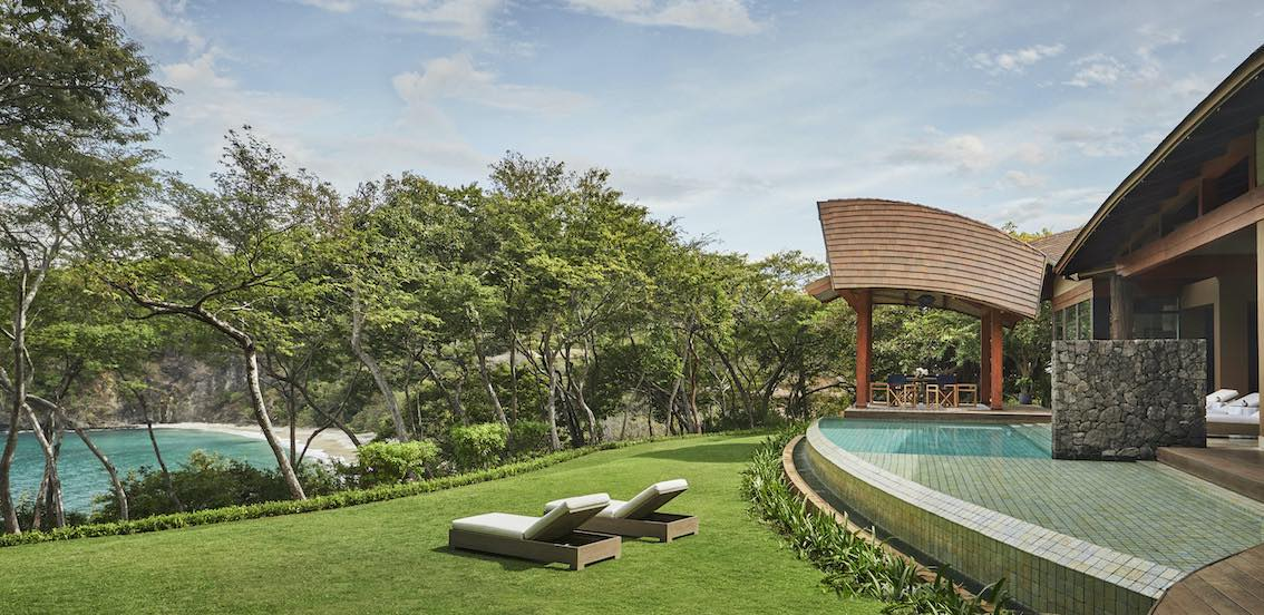 Four Seasons Resort Costa Rica Private Villa