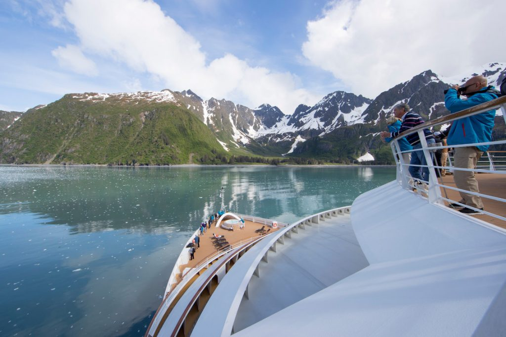 Seabourn Sojourn Alaska