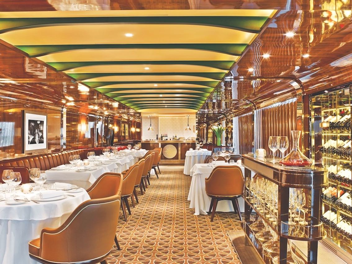 Seabourn Quest Restaurant Grill