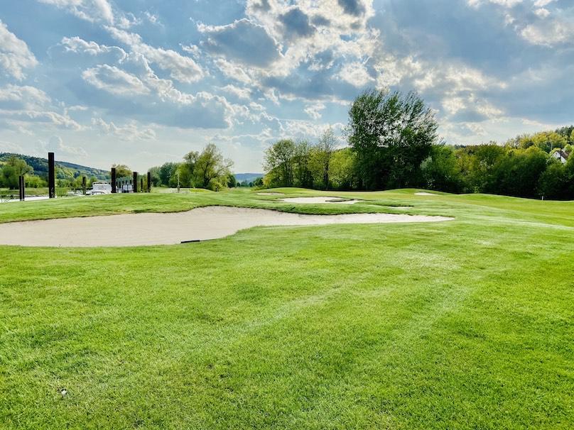 Golfplatz Sinzing Urlaub Deutschland