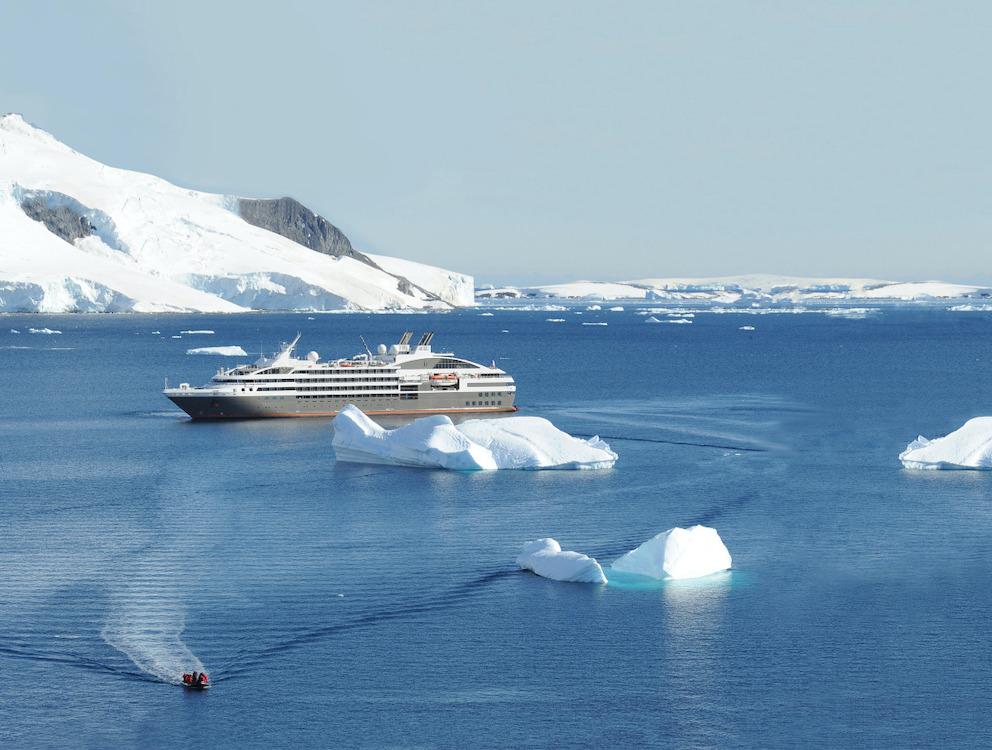 Pontant Le Boreal Antarktis