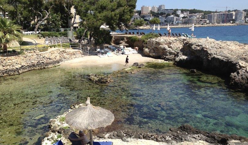 Gran Melia del Mar Mallorca Strand