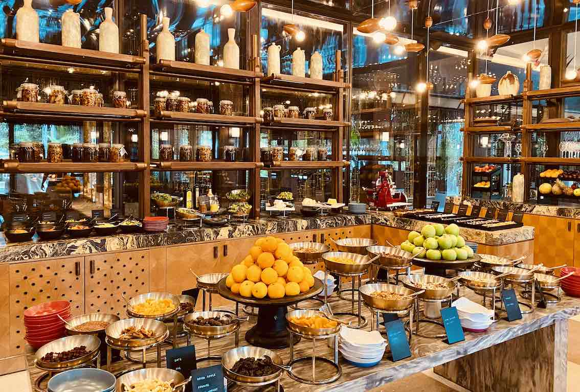 Frühstück Joali Maldives