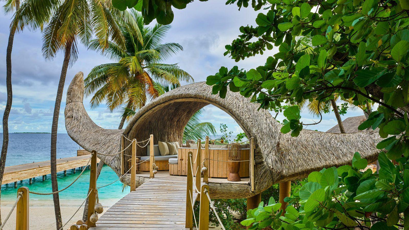 Joali Maldives Mantarochen Restaurant