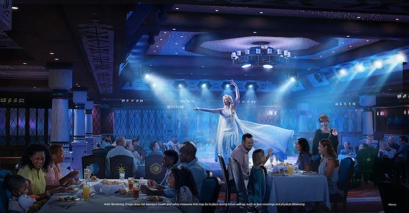 Disney Wish Schiff Kinder